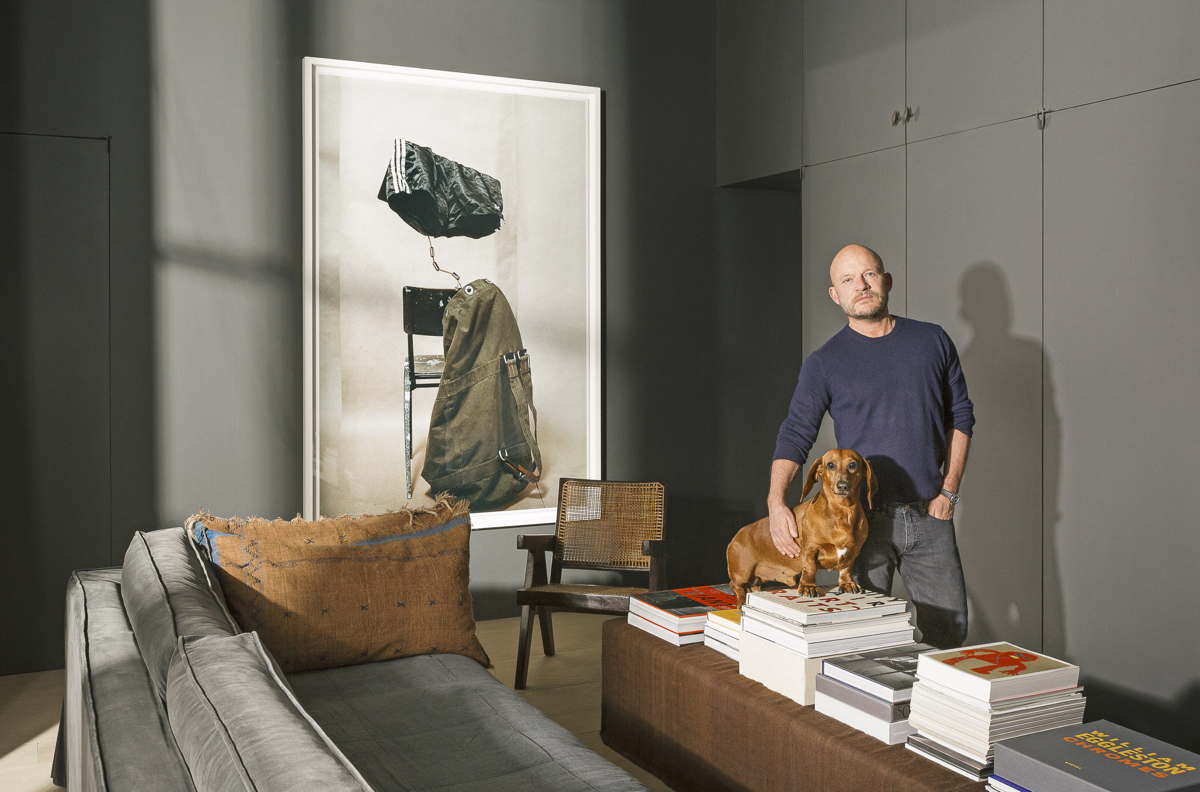 A Portrait Of Vincent Van Duysen In The Financial Times