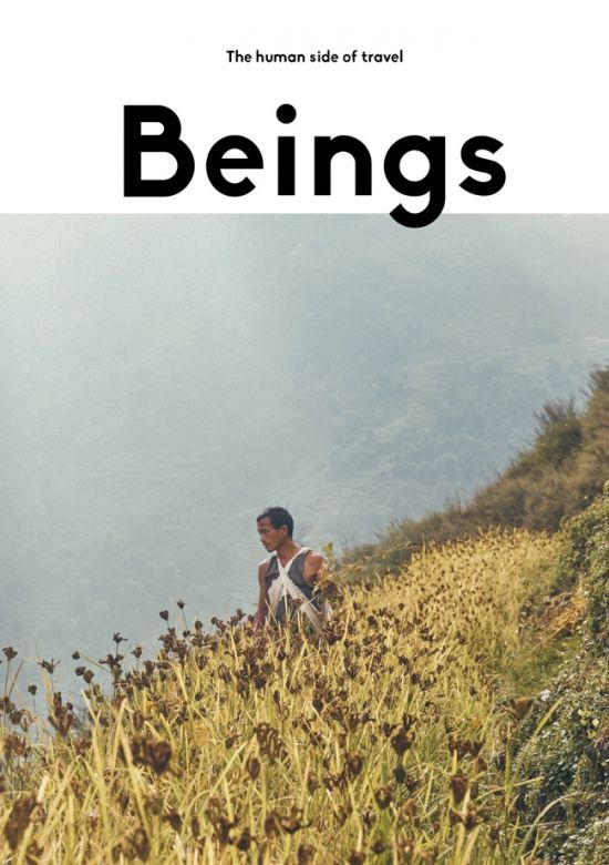 Tom Hull for Beings Magazine