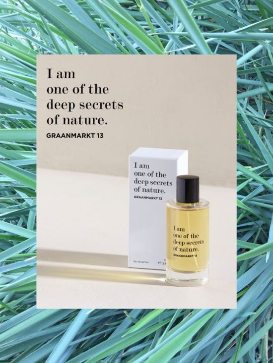 Graanmarkt 13 launches new botanical range of products