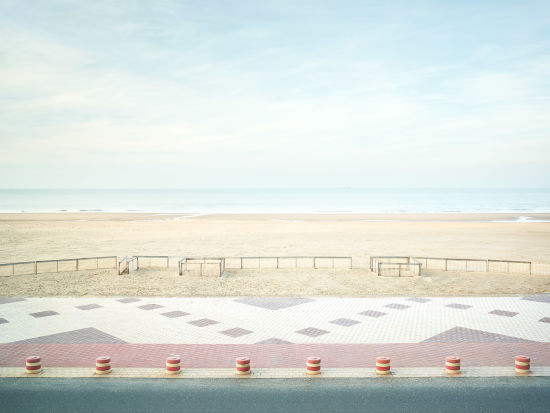 Jeroen Hofman VISITS THE BELGIAN COAST