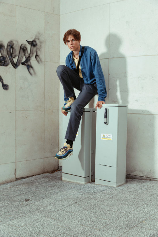 Fashionisto's by Jef Boes for Knack Weekend