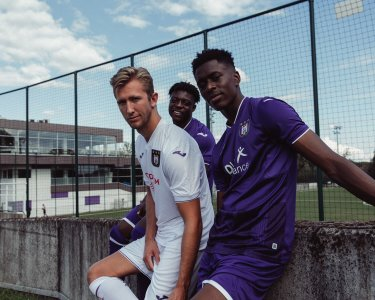 New RSCA shirts by Jef Boes